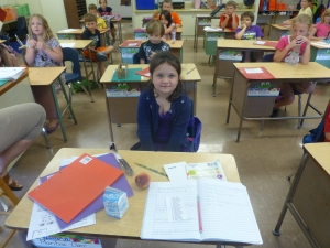 Maritza likes math
