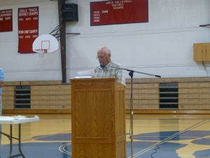 Retiring Teacher - Mr. Greg Brocka