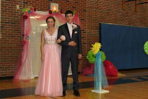 Allison Taylor and Jacob Rapp