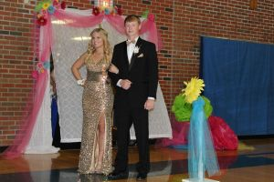 Lizzie Jennings and Gavin Steuck