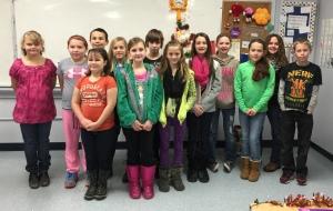 5th graders