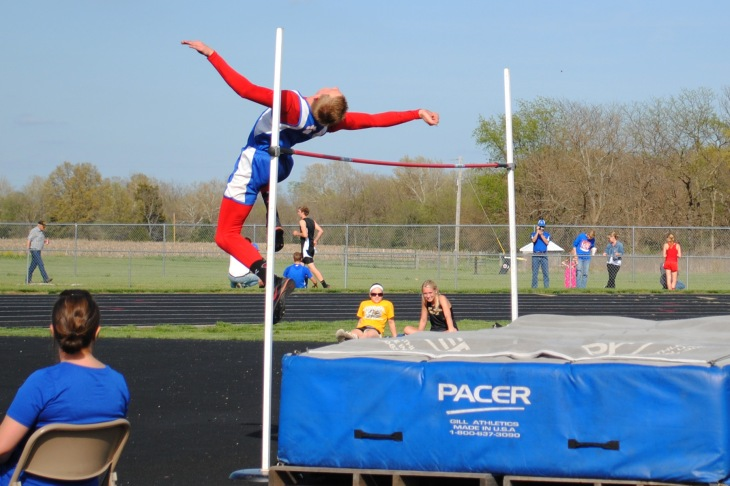 Bryant Courter-High Jump 1
