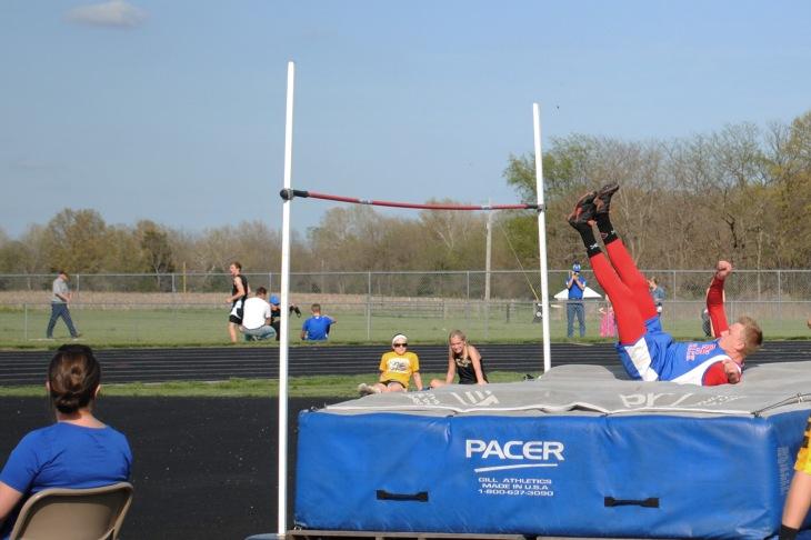 Bryant Courter-High Jump 3