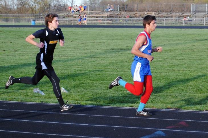 Kyle George-1600m run