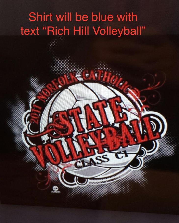 volleyball shirts