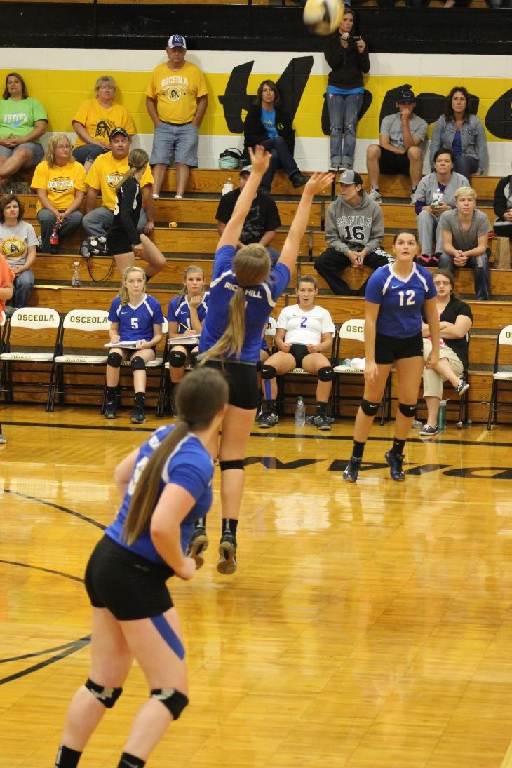 RH Volleyball vs. Osceola