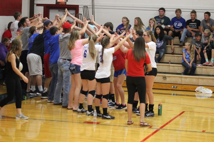 RH Volleyball vs. Lakeland