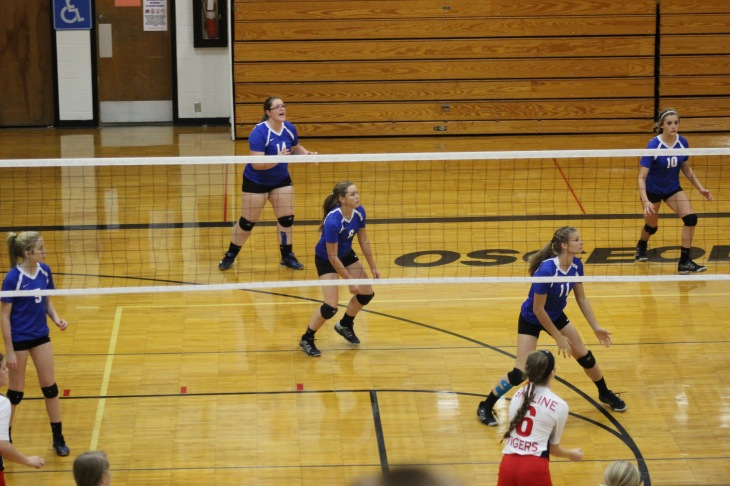 Saturday - JV Tournament at Osceola