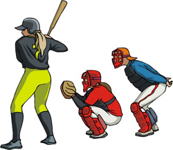 870efc1ea41e35c137a30c2b5d3c3bf6_the-softball-team-clipart_250-217