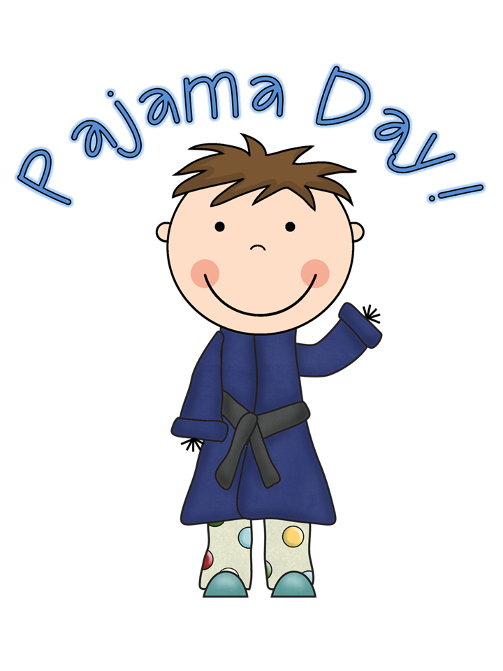 Pajama-party-clipart
